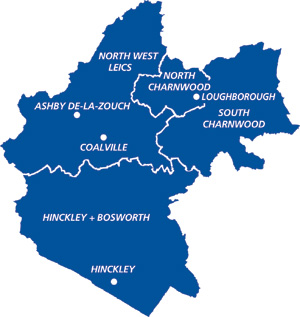 Leicestershire Uk Map.Your Ccg West Leicestershire Ccg
